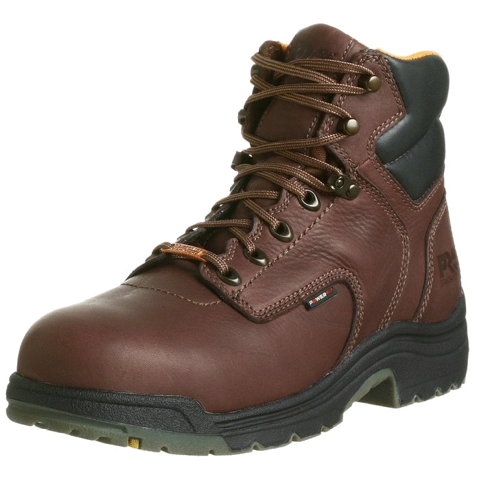 Timberland PRO Men's Titan 6-Inch Waterproof Work Boot