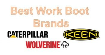 Best Work Boot Brands
