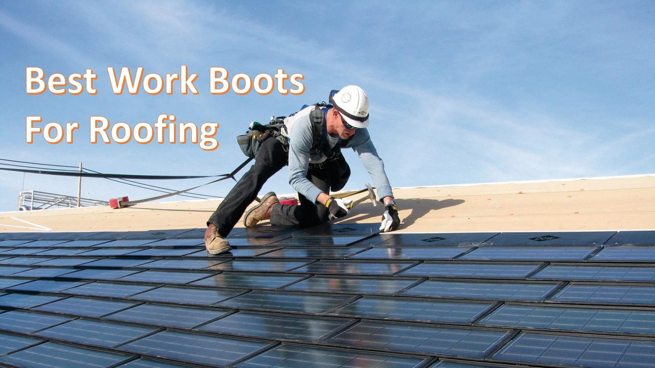 Metal Roofing Safety Shoes Magnetic Roofing Shoes
