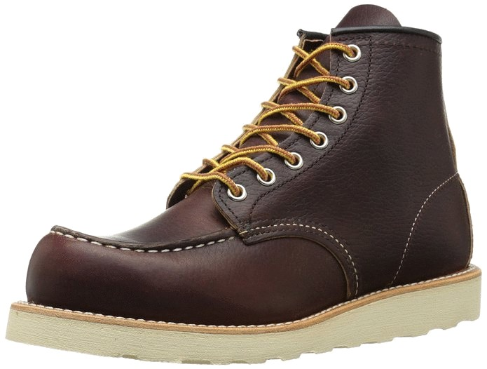 Best Wedge Work Boots 10. Red Wing Heritage Men