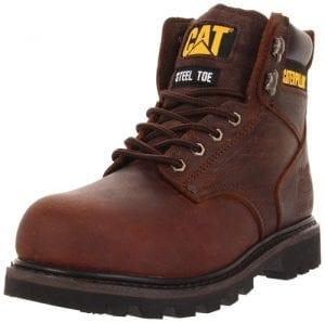 Caterpillar Men's Second Shift Work Boots