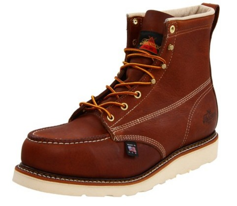 most comfortable construction work boots Best Value Option: Thorogood Men