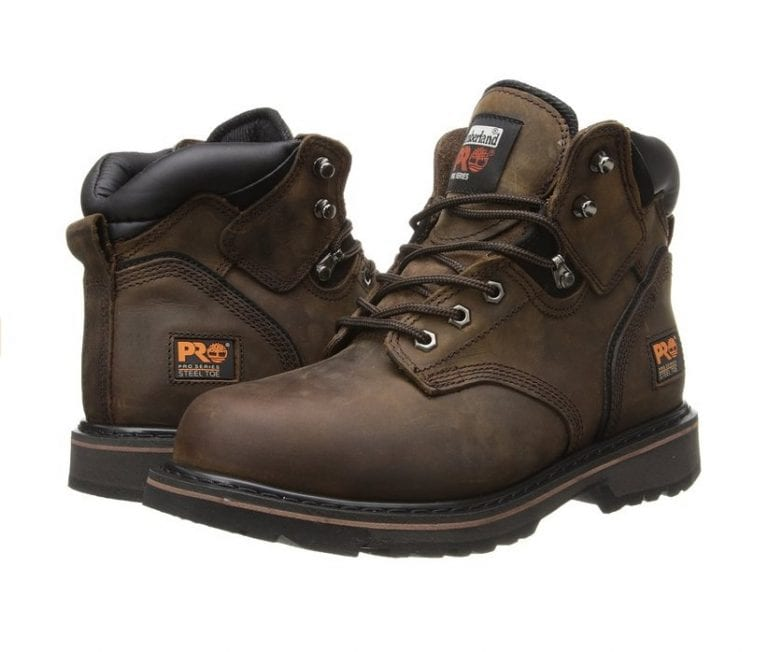 best steel toe work boots The Best of the Best Value Work Boots: Timberland PRO Men's Pitboss Steel-Toe Boot