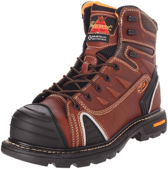 Top 5 Best Work Boots For Construction Workers
