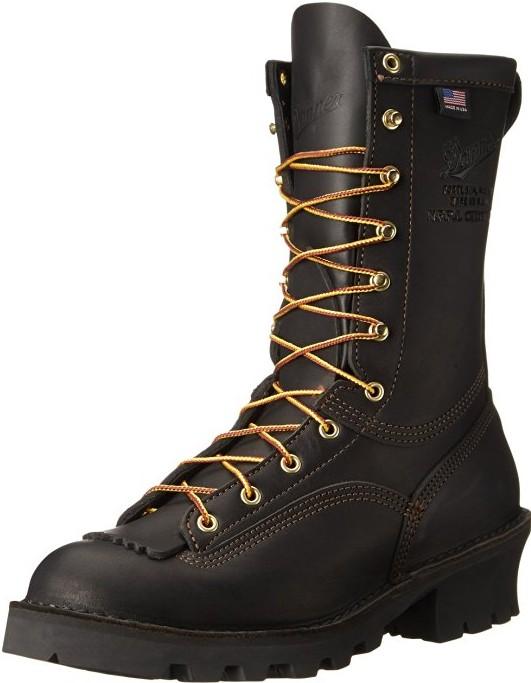 danner- best wildland firefighter boots