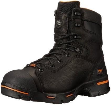 best steel toe work boots Most Protective Steel Toe Work Boots: Timberland PRO Men's 95567 Endurance Pr Workboot