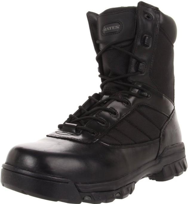 Best Shoes For Security Guards 2) Bates Men