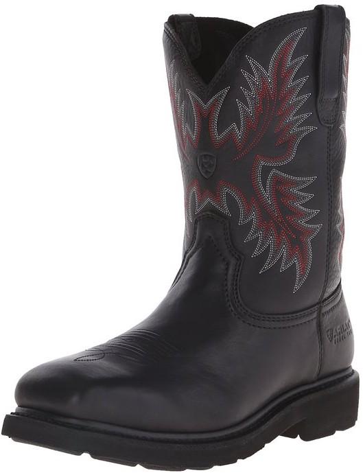 best farm work boots ariat