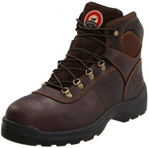 best rigger boots The Most Protective Rigger Boots: Irish Setter Men's 83608 Steel Toe Work Boot