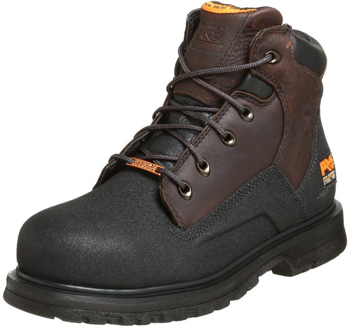 best waterproof steel toe work boots Timberland PRO Men's 47001 Power Welt Waterproof Steel-Toe Boot