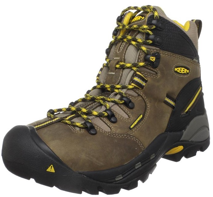 best waterproof steel toe work boots KEEN Utility Men's Pittsburgh Steel Toe Work Boot