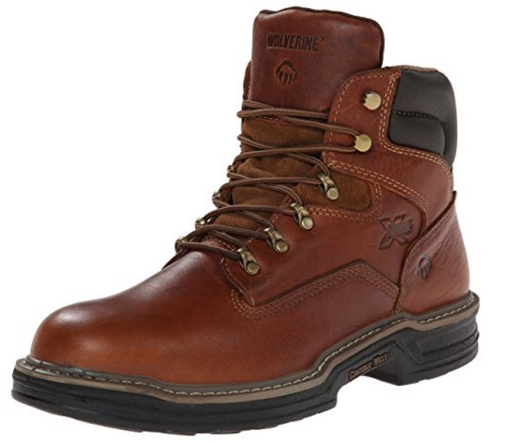 best lightweight work boots Timberland PRO Men's Pitboss Steel-Toe Boot