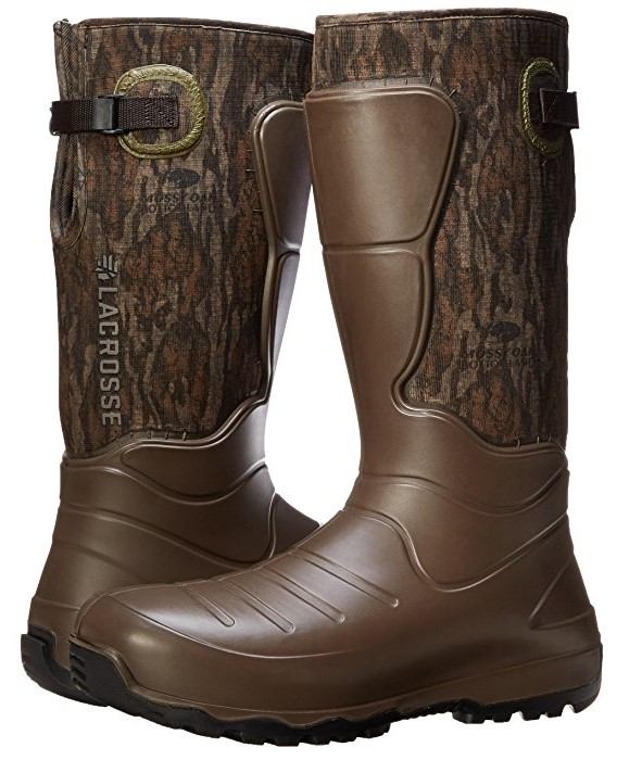 "best insulated hunting boots Best Classic-Style Insulated Hunting Boots: LaCrosse Men's AeroHead 18"" 3.5mm Hunting Boot"