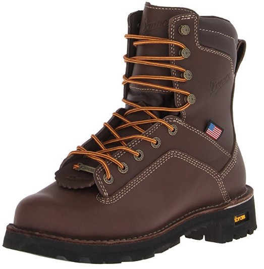 Best Oil Rigger Work Boots 5) Danner Men