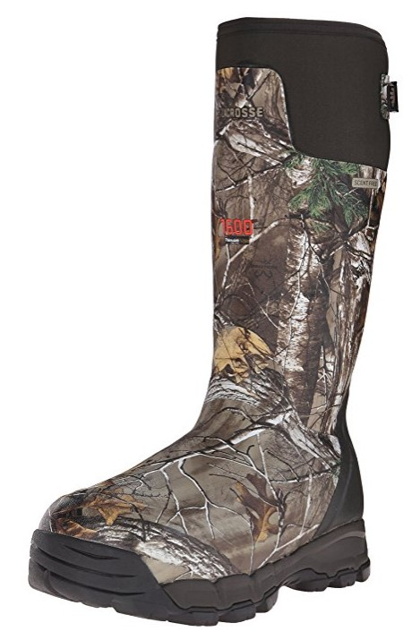 "best insulated hunting boots Most Durable Insulated Hunting Boots: LaCrosse Men's Alphaburly Pro 18"" 1600G Hunting Boot"