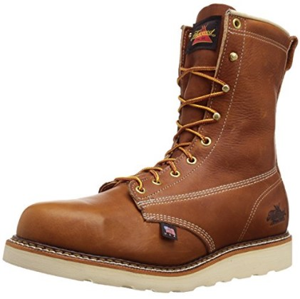 Best Oil Rigger Work Boots 4) Thorogood Men