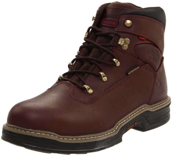 Best Work Boots For Sweaty Feet 4) Wolverine W04821 Buccaneer Work Boots