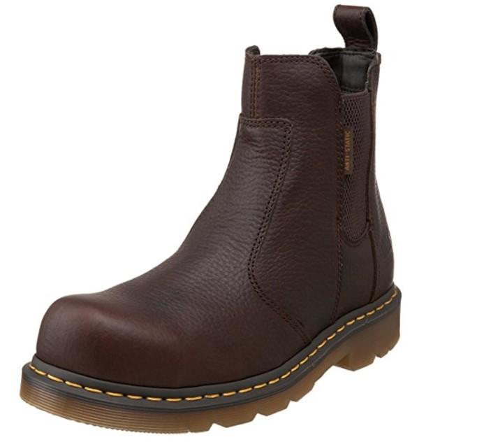 best slip on work boots Classic Slip On: Dr. Martens Men