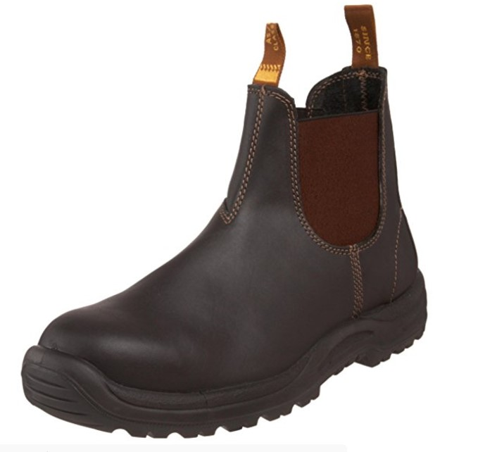 best slip on work boots The Most Durable Slip On Work Boots: Blundstone Men