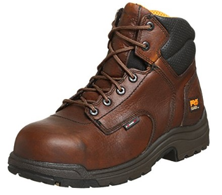 most comfortable composite toe work boots The Best Value Comfortable Composite Boot: Timberland PRO TiTAN Composite Safety-Toe Work Boot