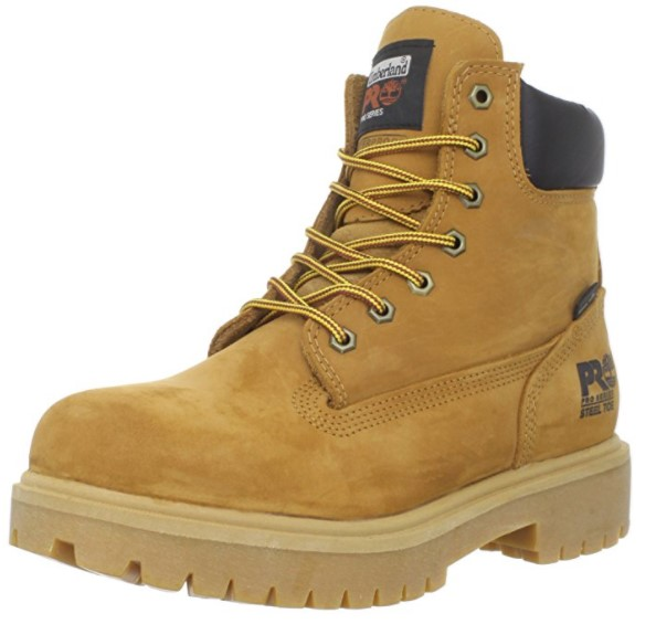 "best waterproof insulated work boots Timberland ""PRO Direct Attach"" Steel Toe Waterproof Insulated Boot"