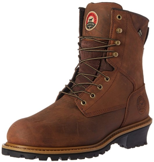 "best waterproof insulated work boots Irish Setter 83838 ""Mesabi"" Waterproof Insulated Boot"