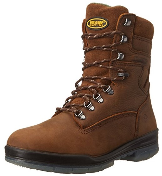 best work boots for bad knees Pair with The Best Fit: Wolverine DuraShock High Performance Work Boots