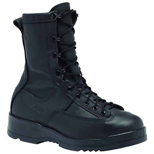 Best Military Boots & Combat Footwear 1) Belleville 800 ST Flight and Flight Deck Boots
