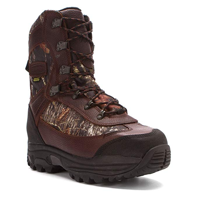 Best Ice Fishing Boots #1 Lacrosse Hunt Pac Extreme 2000gm Hunting Boot