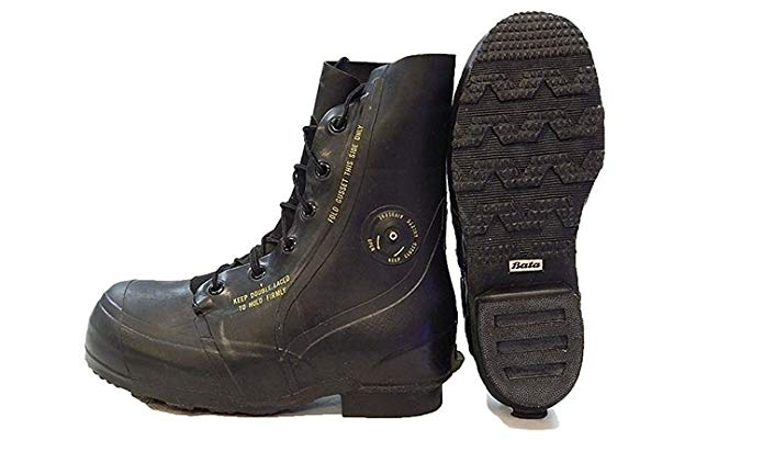 Best Ice Fishing Boots #5 Combat Boot Mickey Mouse Extreme Cold Weather Hunting Boot