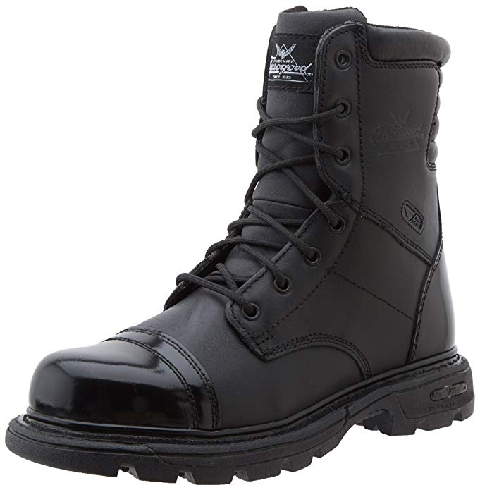 """Best Thorogood Boots Reviews 2) Thorogood Gen-flex2 Series 8"""" Tactical Side Zip Jump Boots"""