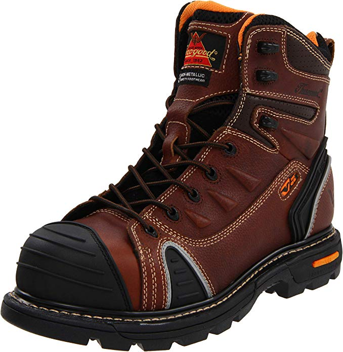 Best Aircraft Mechanic Boots 4) Thorogood Men