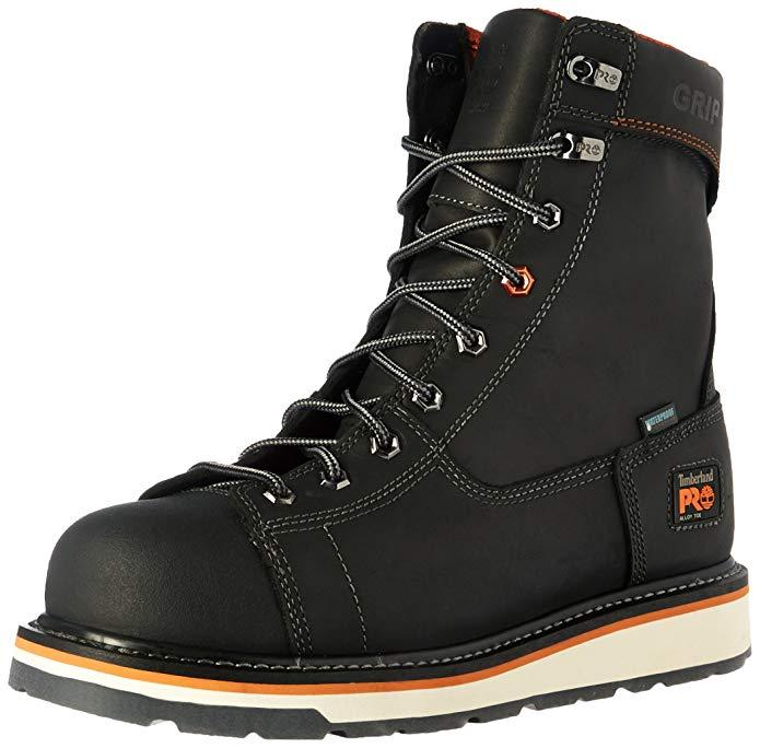 Best Boots For Asphalt Work 1) Timberland PRO Men