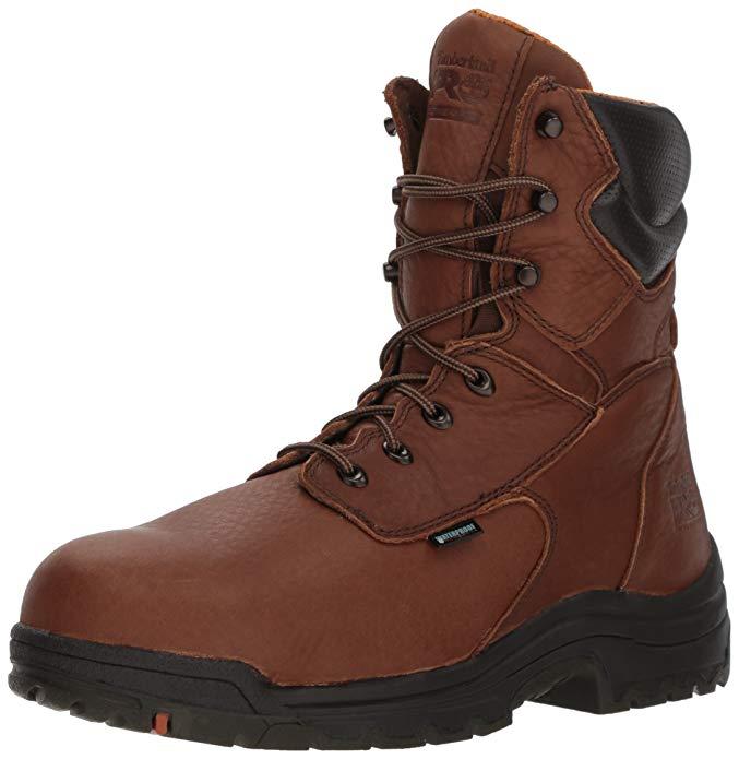 Best Boots For Asphalt Work 4) Timberland PRO Men