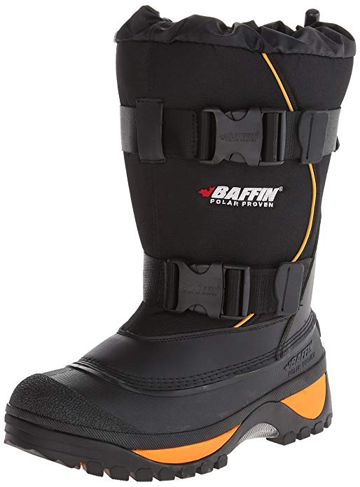 Best Snowmobiling Boots 2) Baffin Men