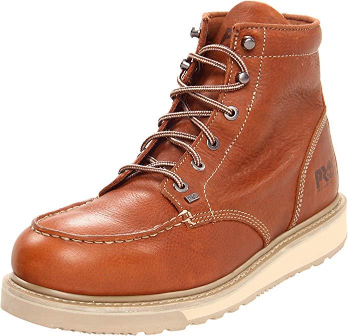 Best Work Boots For Flooring Installers 2) Timberland PRO Men