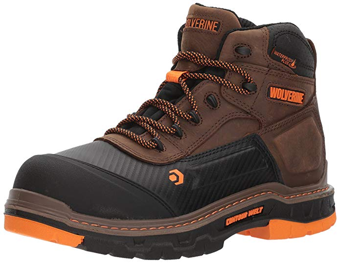 Best Ironworker Boots 1) Wolverine Men