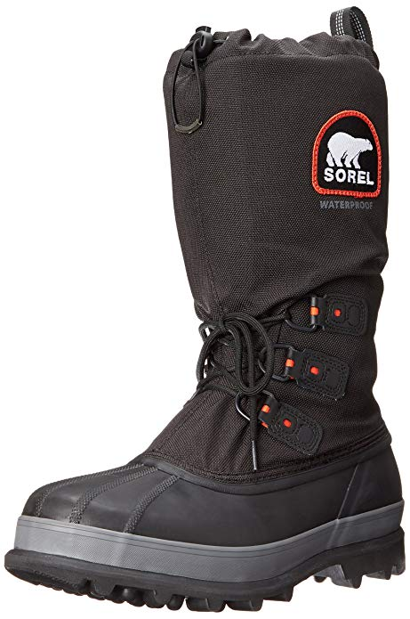 Best Snowmobiling Boots 4) Sorel Men