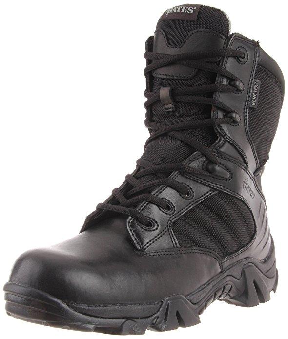 Best Shoes For Security Guards 5) Bates Men