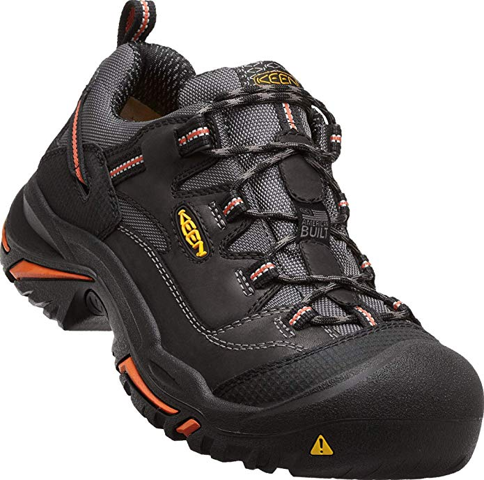Best Work Boots For Walking All Day 5) KEEN Utility Men