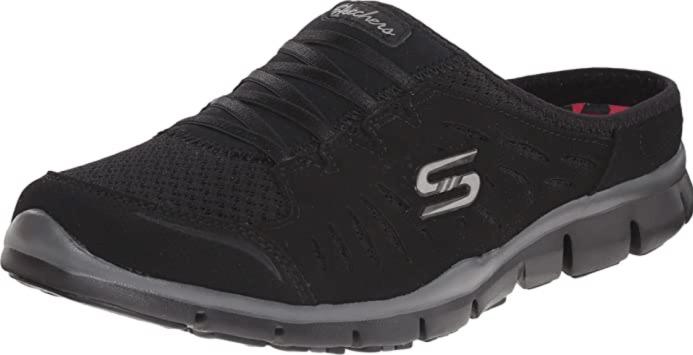 Best Work Shoes For Nurses 5. Skechers Gratis - No-Limits Work Shoe for Nurses