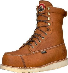 "Irish Setter Men's Wingshooter Steel Toe 8"" Work Boot"
