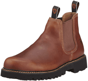 Ariat chelsea work boots