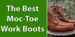 10 Best Moc Toe Work Boots in 2021